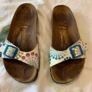 Papillio Birkenstock Madrid sandals
